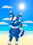 PKMN #8: Fun In The Sun by Gumball99Swell