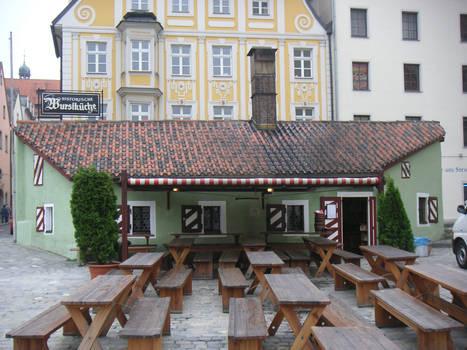 Die Alte Wurstkuchl