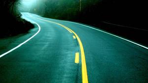 Empty Road by blackkrypt0nite