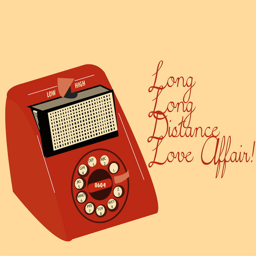 Long long distance love affair! by diannebanez on DeviantArt