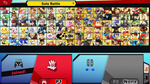 My 3rd Super Smash Bros. Ultimate Roster
