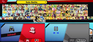 Super Smash Bros. Ultimate Post Direct Roster by CrazyCartoonFanatic