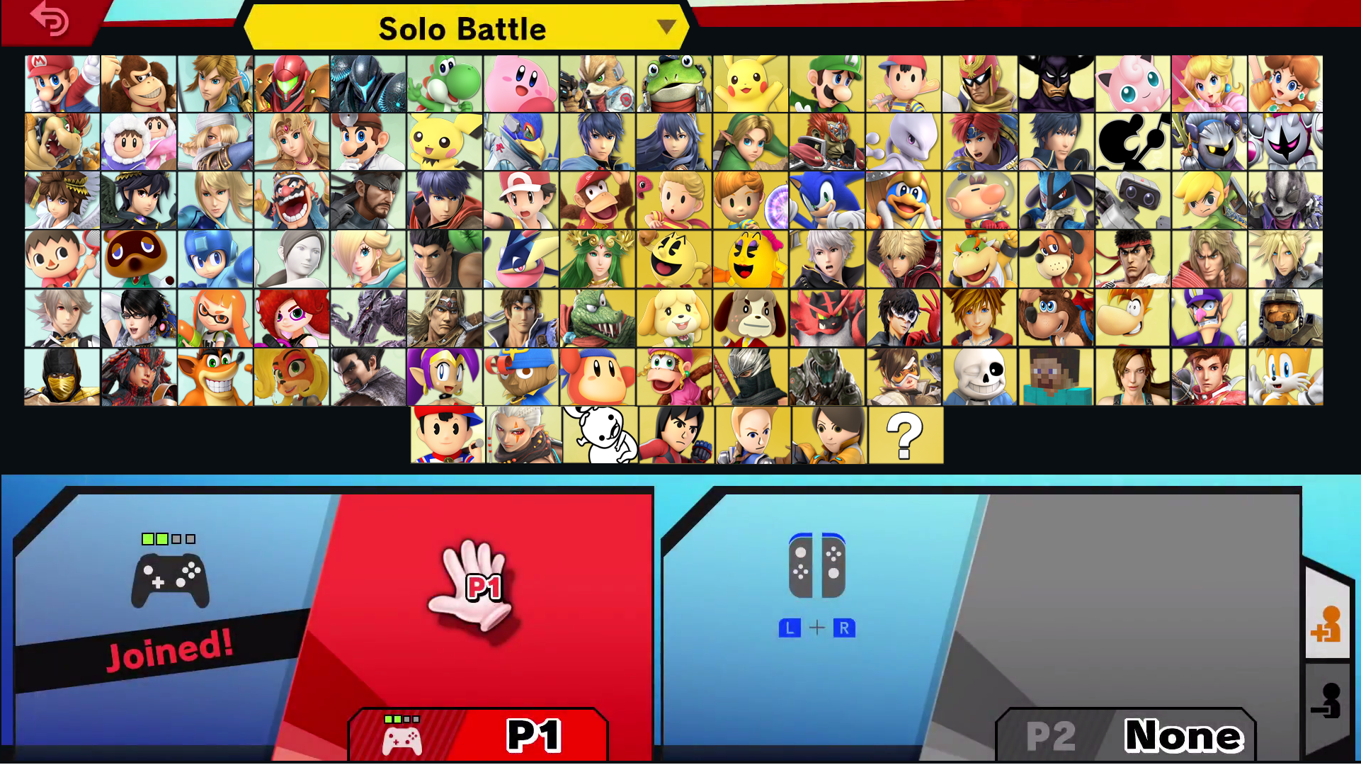 Yet Another Super Smash Bros Ultimate Dlc Roster By