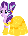 Starlight Glimmer as Belle