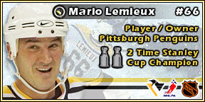 Mario Lemieux Businesscard by shane613