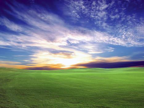Sunset Bliss II