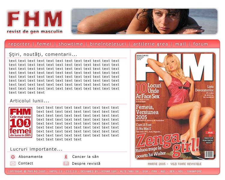FHMasculin Concept by kalphegor