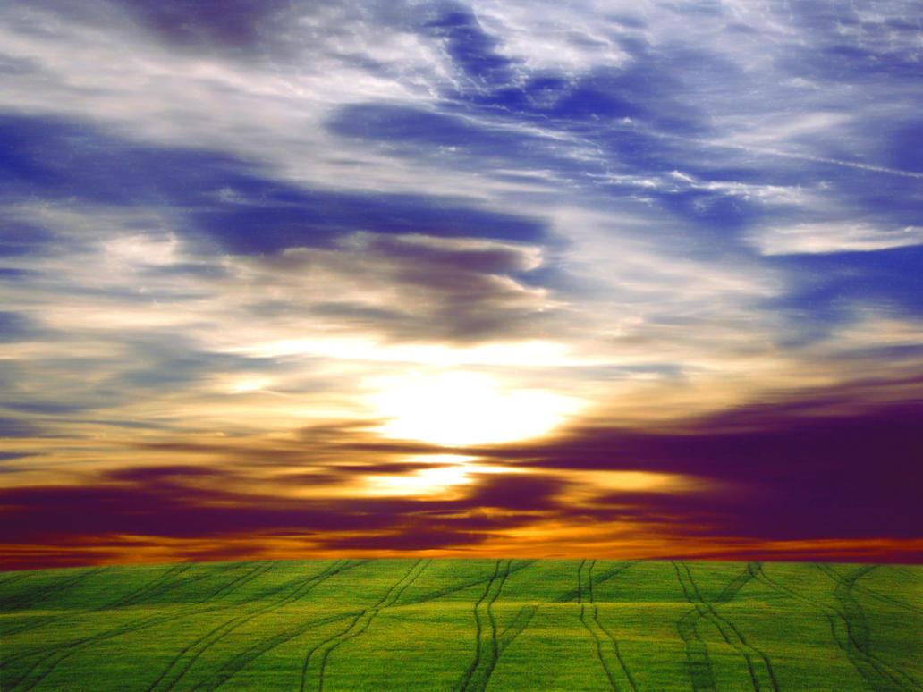 Sunset Bliss IV by kalphegor