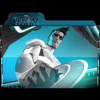 Tron Uprising Folder Icon by Necris05