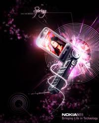 Nokia N93 The Spring