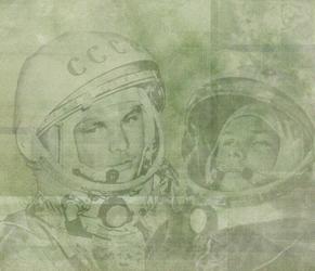 Juri Gagarin blend 6 by CountChopin