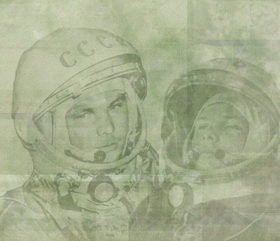 Juri Gagarin blend 6