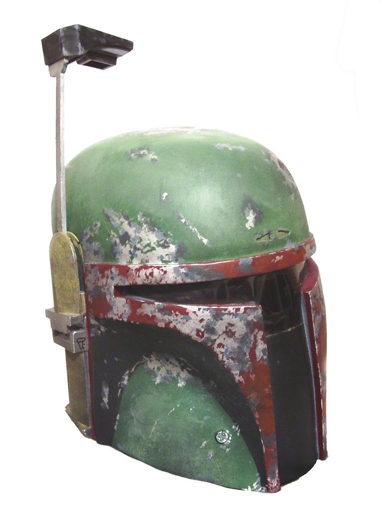 Boba Fett Helmet 2 by Soloboy5