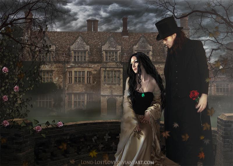 Deirdre and Lasher by ChristabelleLAmort