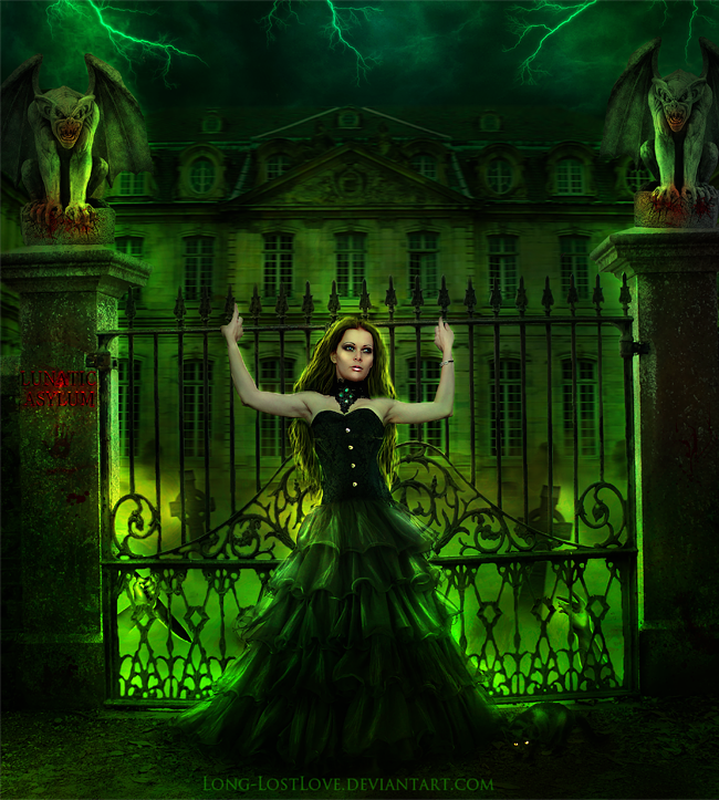 Tortured Soul Asylum by ChristabelleLAmort