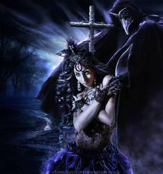 Darkening of Soul by ChristabelleLAmort