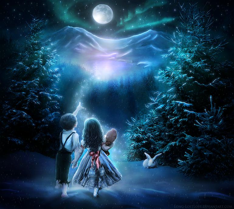 Stargazers by ChristabelleLAmort