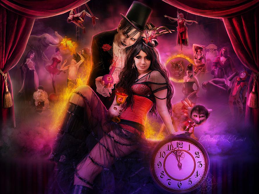 Cirque de la Decadence by ChristabelleLAmort