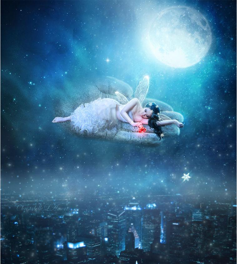 Heart Lying Still by ChristabelleLAmort