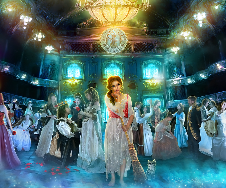 Past Midnight Cinderella by ChristabelleLAmort