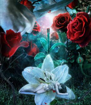 Gardener and the Rose by ChristabelleLAmort