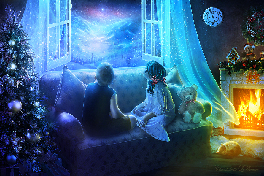 Awaiting the Wonder by ChristabelleLAmort