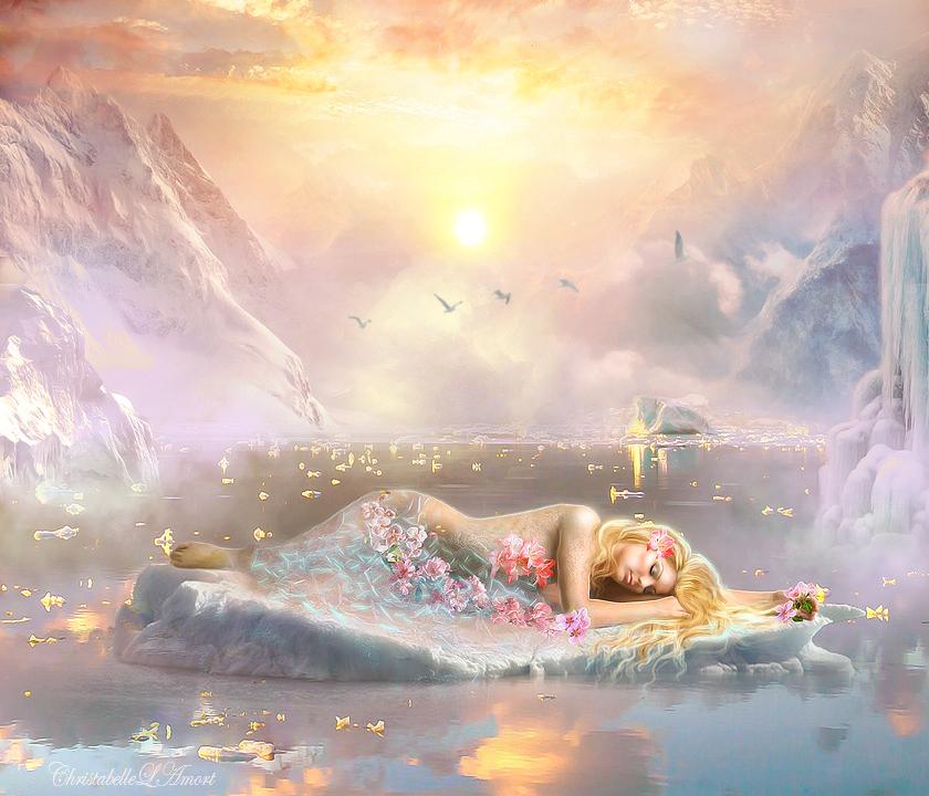 The Awakening by ChristabelleLAmort