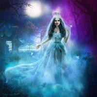 Phantom Bride by ChristabelleLAmort