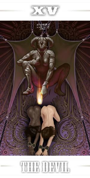 Tarot Series The Devil