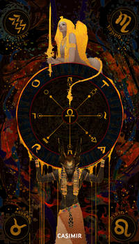 10-TAROT-The Wheel of Fortune