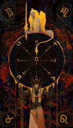 10-TAROT-The Wheel of Fortune