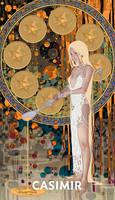 CASIMIR ART Minor Arcana / Eight of PENTACLES