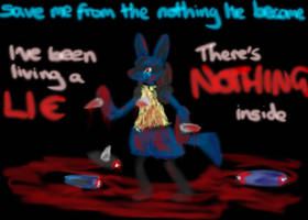 I've Become Nothing by doldendraco14