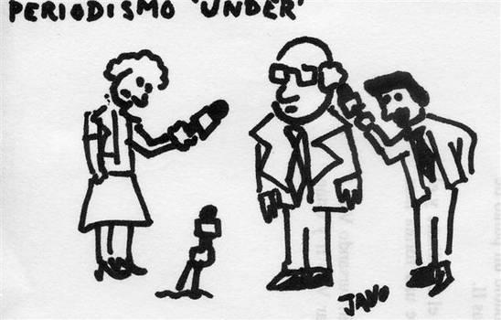 Periodismo Under
