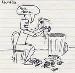 Robot Necrofilia