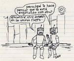Robot Infidelidad