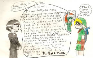 TwilightZone Princess? by hopelessromantic721