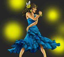 Flamenco by hopelessromantic721