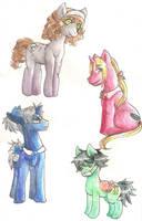 My Little ....Pony? by hopelessromantic721
