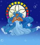Sea Lady Person
