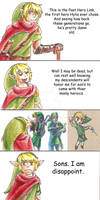 Past Hero Link is Disappoint