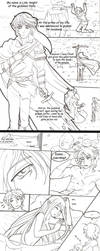 Hylia and the Past Hero: Part 1 by hopelessromantic721