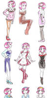Host Outfits by hopelessromantic721