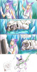 EE: Counting Sheep by hopelessromantic721