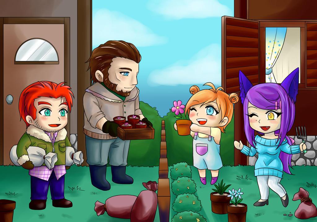 Birthday gift: Dianna by WinterGlace on DeviantArt