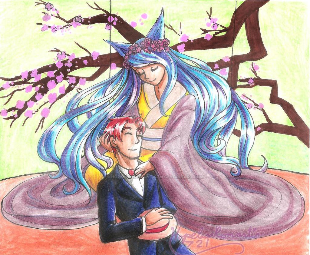 EE: Goddess Festival by hopelessromantic721 on DeviantArt