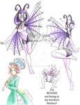 SpiderSona: SpiderButterfly
