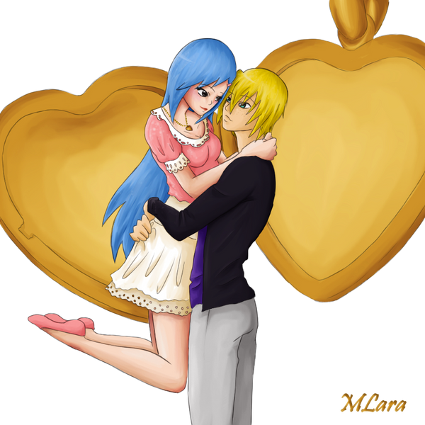 Love in a Locket by TaraLumina