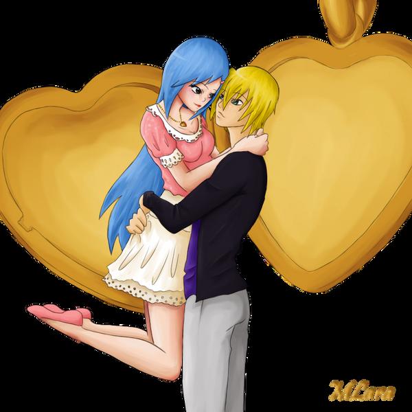 Love in a Locket by TaraLumina