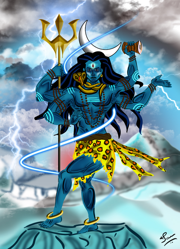 Lovely Top Lord Shiva Images for free download